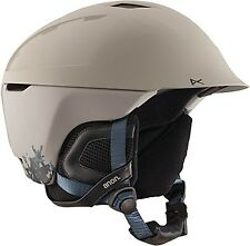 Anon Hawkeye Men's Snowboarding Helmet Thompson - Covert Gray Eu LX