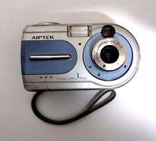 AIPTEK Poket Cam 3 Mega Digital Camera NO TESTED For Parts