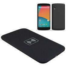 Cargador Inalámbrico Qi almohadilla de carga Google LG Nexus 4 5 Teléfono 7 moda
