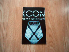 XCOM: Enemy Unknown Special Edition Fold Out Poster of The XCOM Headquarters