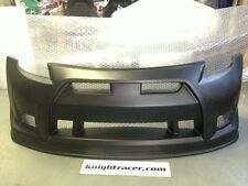 Nissan 350z R35 GTR Style Front Bumper FRP nose cone bar Nismo Fairlady UK STOCK