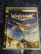 Warhawk Playstation 3 PS3 Video Game (Released 2007)