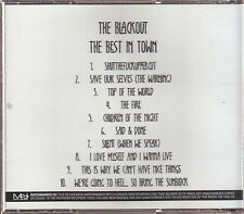 the blackout the best in town cd   limited edition