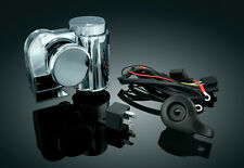 Kuryakyn Deluxe Wolo Bad Boy Air Horn Harley 7742