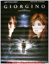 GIORGINO Affiche Cinéma 160x120 / Movie Poster MYLEN FARMER