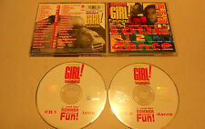 2 CD Bravo Girl! unlimited 35.Tracks 1994 Roxette Culture Beat Meat Loaf A-HA...