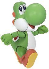 Bandai Tamashii Nations SH Figuarts Nintendo Super Mario YOSHI Action Figure New