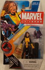 "Marvel Universe 3 3/4"" Series 8 - #017 X-Men Kitty Pryde Lockheed (Mint On Card)"