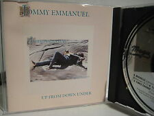 TOMMY EMMANUEL Up From Down Under 1987 Oz Fusion (Australian) CD