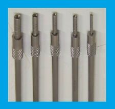5 Pc Sinus Lift Osteotome Set, Straight Concave Tip