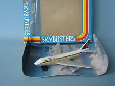 Matchbox Skybuster SB-10 Boeing 747 British Caledonian Boxed 110mm Macau Toy