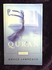 The Qur'an A Biography by Bruce Lawrence 2008 PB (Koran)