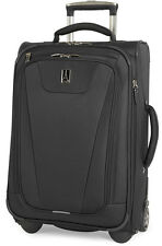Travelpro Luggage Maxlite 4 International Carry On Rollaboard - Black