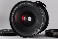 【EXC+++】 Pentax SMC P 67 45mm F/4 Late Model for 6X7 67 II from Japan #1430