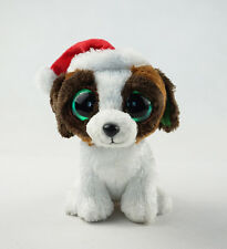 "6"" TY Beanie Boos Dog Puppy Presents No Hang Tag Christmas Plush Stuffed Toys"