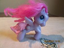 My Little Pony Hasbro McDonalds Star Song 2009 Meal toy  STARSONG Purple