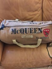 Steve McQueen Johnson Motors Duffle Bag Only One For Sale On EBay