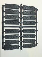 Epic 40k, x16 Rectangular Bases for 6mm miniatures