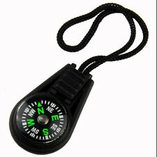 Convenient Small Creative Keychain Compass Direction Discrimination Outdoors