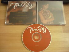 RARE PROMO Toni Estes CD single Stupid (nothing i believe) r&b TWO*ELEVEN 2 trax