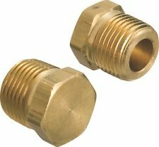 "1/4"" NPT Tank Plug/Bung/Blank - Air Ride - Brass - Air Lift"
