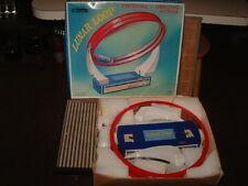 """VINTAGE, TIN & PLASTIC """"LUNAR LOOP"""" BY DAIYA PERFECTLY & FULLY WORKING W/BOX!!"""