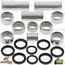 All Balls Swing Arm Linkage Bearings & Seal Kit For Suzuki RM 250 2000 Motocross