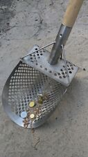 Beach Sand Big Scoop Metal Standart10 Detector Tool from Genuine Stainless Steel