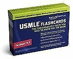 Kaplan Medical USMLE Flashcards For STEP 2 AND 3 Board Exams. Full 200 Card Set