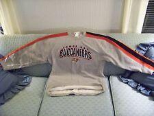 Men's Winter/Fall NFL Tampa Bay Buccaneers Team Sweatshirt Medium $15.95