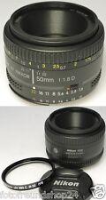 Nikon AF Nikkor 1.8 D 50mm + HAMA UV