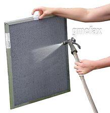 19x20x1 Electrostatic Furnace A/C Air Filter - Washable Permanent Lifetime Warr.