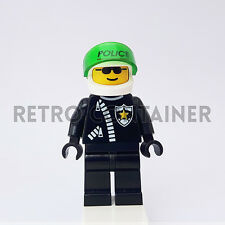 LEGO Minifigures - 1x cop038 - Policeman - Omino Minifig Police Cop 6326 6332