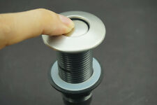 Air Switch button for Spa Units, Brushed Stainless Steel Top