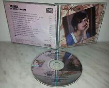 CD MINA - UN ANNO D'AMORE