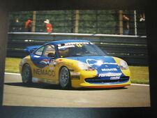 Photo Porsche Pirelli Supercup 2000 #14 Phil Bastiaans (NED) GP BEL