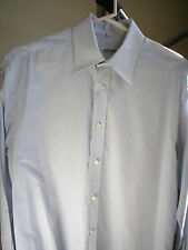*******Beautiful Piattelli Barney's NEW YORK--Cotton Shirt--MADE IN ITALY---15R