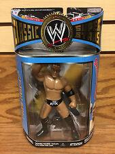 THE ROCK Dwayne Johnson 2007 WWE CLASSIC Wrestling Series 1 Action Figure