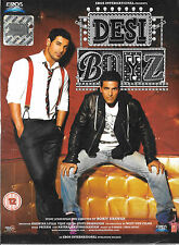 DESI BOYZ - AKSHAY KUMAR - JOHN ABRAHAM - NEW BOLLYWOOD DVD - FREE UK POST