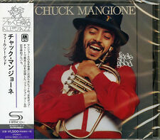 CHUCK MANGIONE-FEELS SO GOOD-JAPAN SHM-CD C94