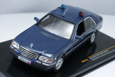 Mercedes-Benz S600 (W140) Russian Presidential Security 1993 IXO [MOC102]