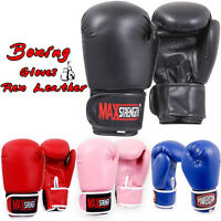 Boxing Sparring Punching Gloves MMA Punch Bag Training Mitts Kick Muay Thai Rex