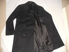 """PAUL SMITH ITALY QUALITY PURE WOOL MATERIAL TRENCH COAT/JACKET SIZE UK 40/L""""EU50"""
