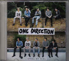 One Direction-Steel My Girl Promo cd single