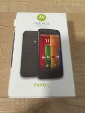 Brand New Motorola MOTO G - 8GB - Black Verizon Android Smartphone Prepaid