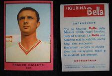 ***CALCIATORI RITMO CALTAGIRONE 1967/68*** GALLETTI (BARI)