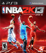 NBA 2K13 For PlayStation 3 PS3 Basketball Game Only 8E