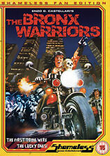 THE BRONX WARRIORS - DVD - REGION 2 UK