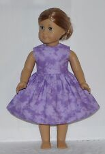 AMERICAN MADE DOLL CLOTHES FOR 18 INCH GIRL DOLLS DRESS LOT AGDS0064
