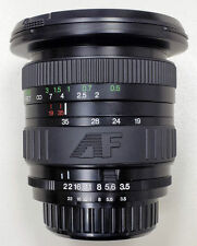 COSINA AF19-35 mm f 1: 3.5-4.5 MC for  NIKON
